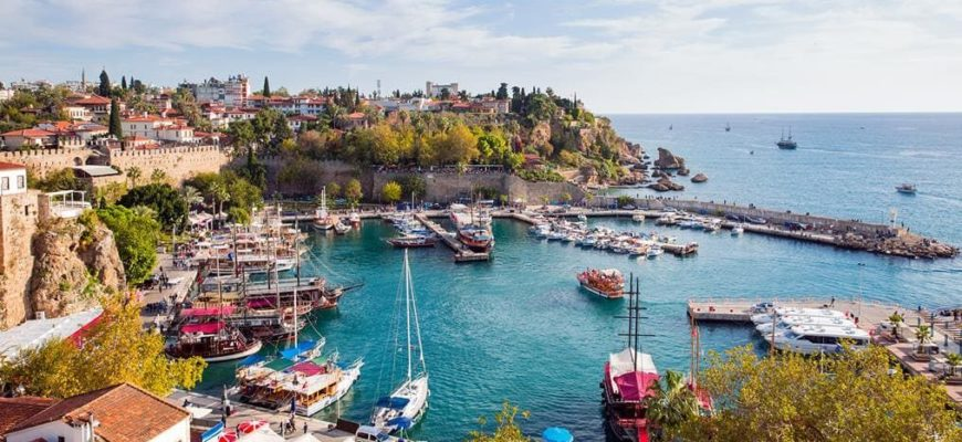 Турция Анталия