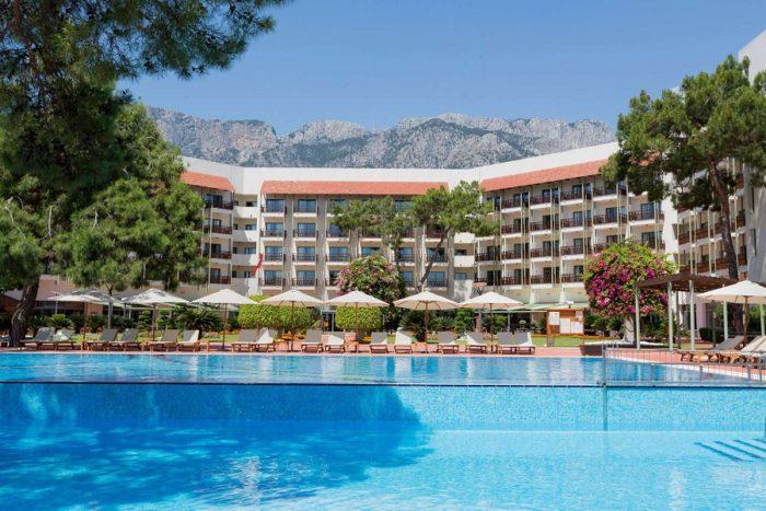 Отель Club Med Palmiye