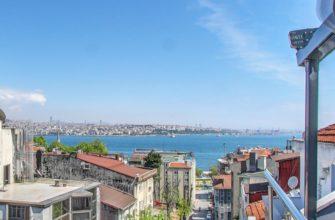 Район Чихангир в Стамбуле