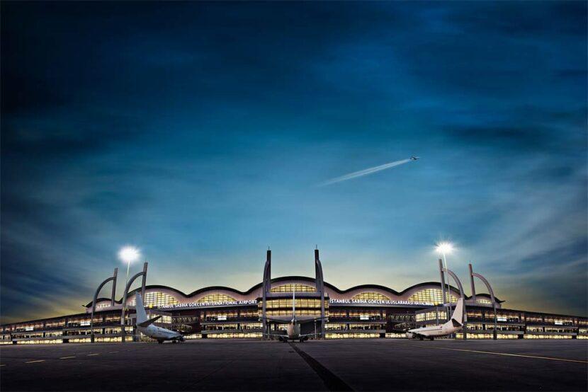 Аэропорт Сабихи