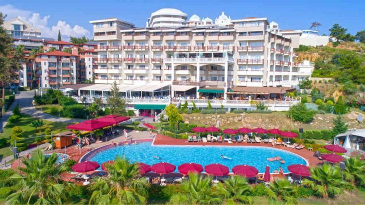 Отель в Алании