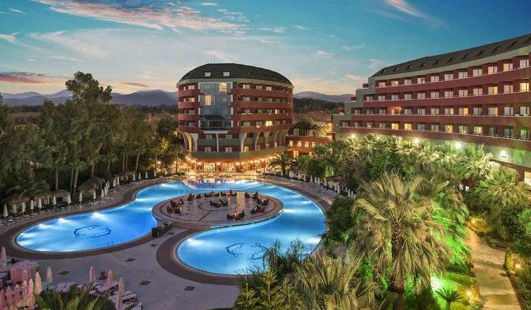Отель Алании