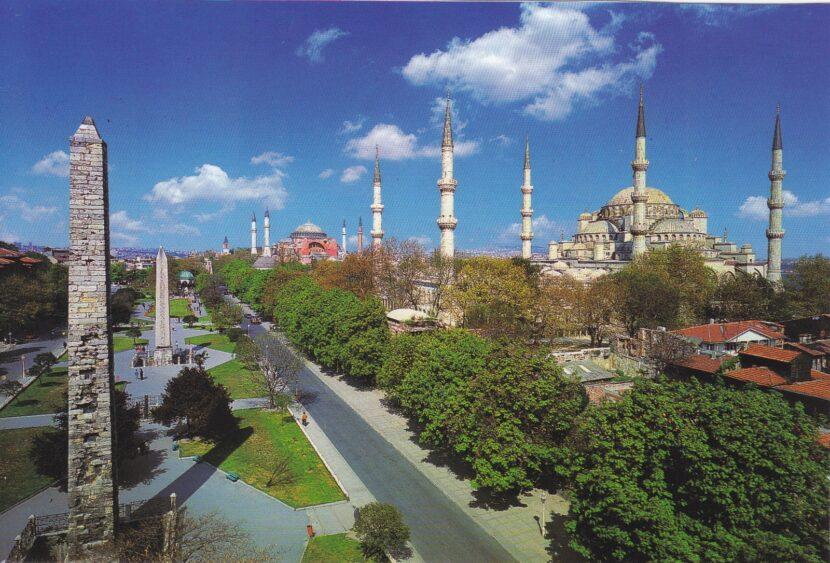 Ипподром Стамбул