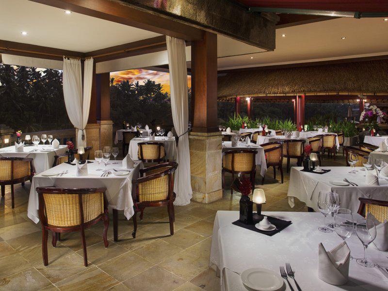 Ресторан Cascades