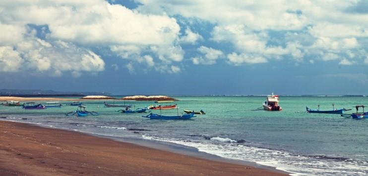 Пляж Тубан