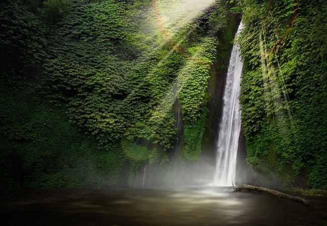 Водопад Блемантунг