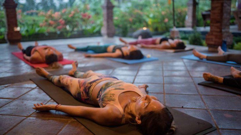 Балийская Школа Йоги