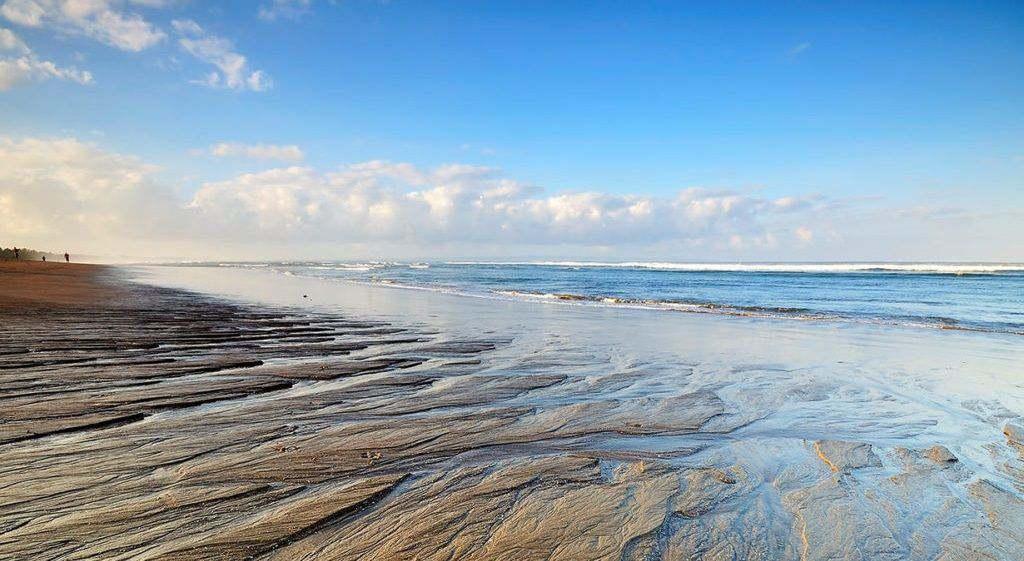 Пляж Берава