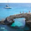 Голубая лагуна Кипр