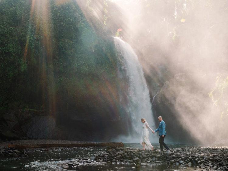 Водопад Антапан