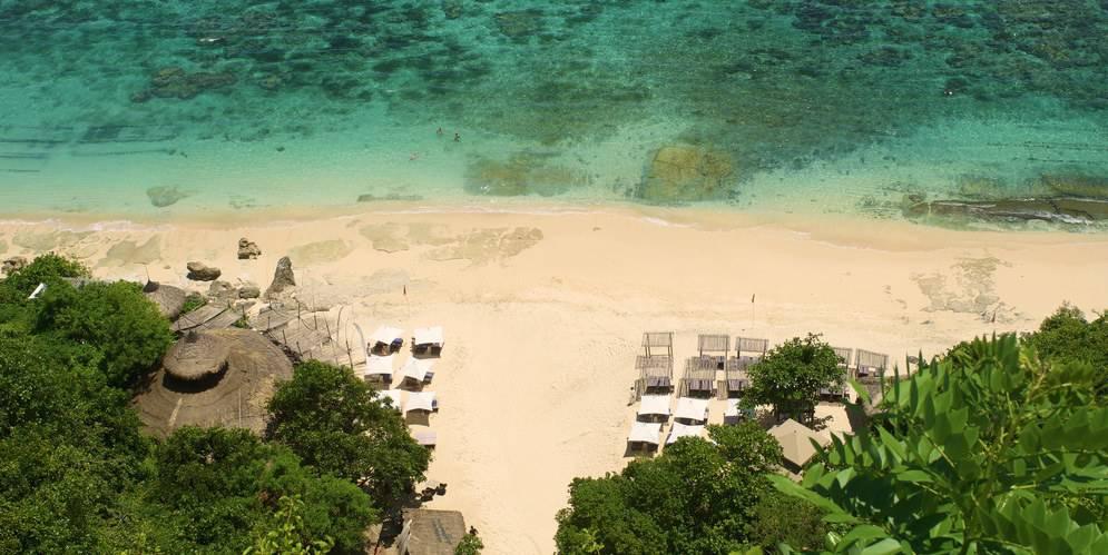 Пляж Унгасан