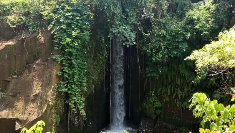 Водопад Сумампан