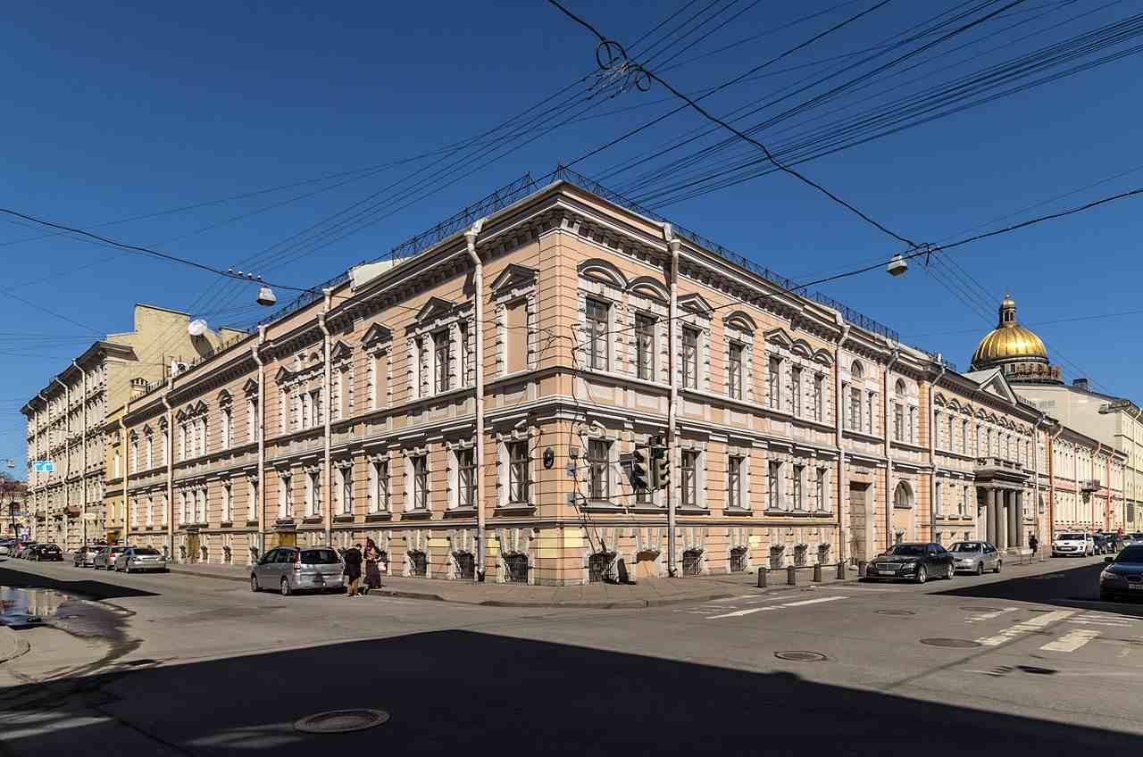 Центральный музей связи Александра Попова