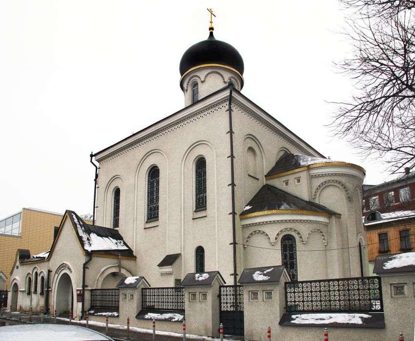 Покровская Старообрядческая Церковь Остоженской общины