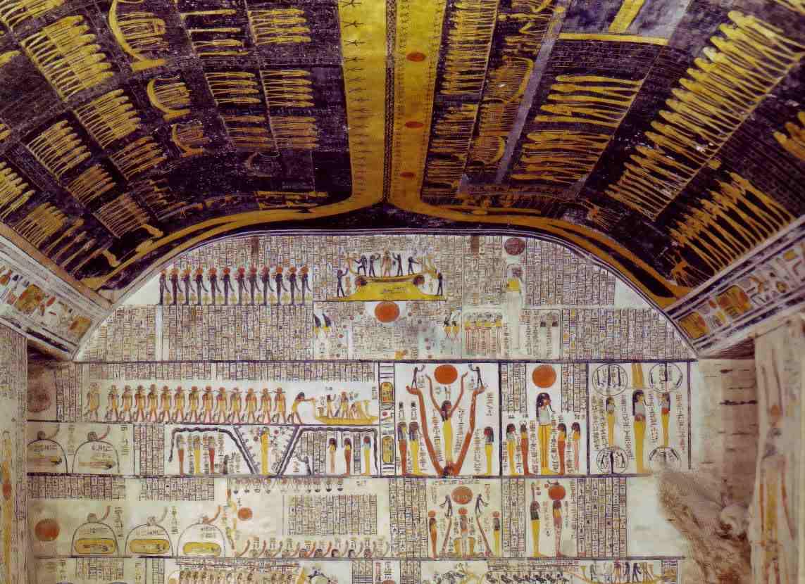 Рамсес IV гробница