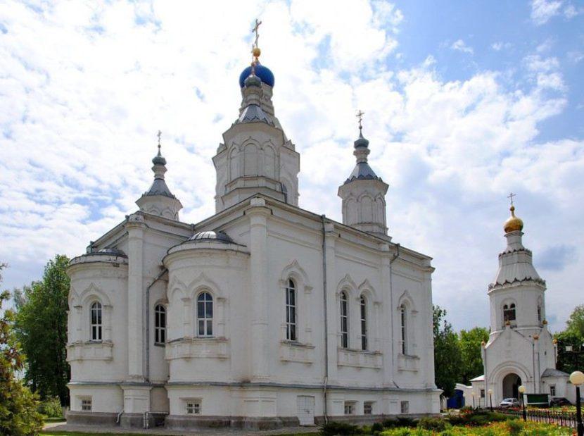 Свято-Богородичный Щегловский монастырь