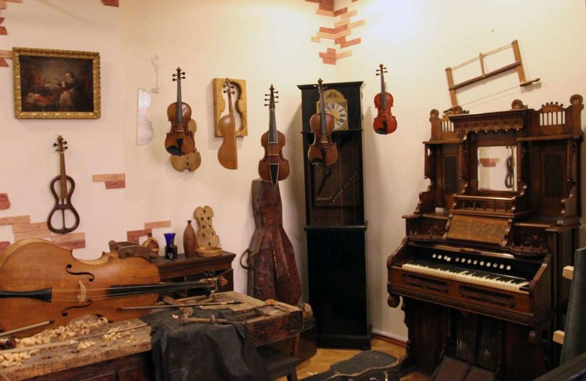 Центральный музей музыки Михаила Глинки