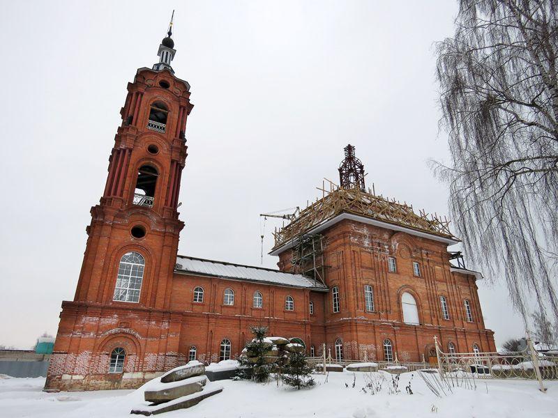 Свято-Лаврентьев Монастырь