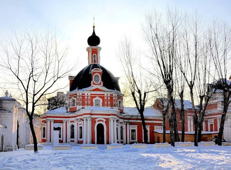 Церковь Святой Екатерины мученицы на Всполье