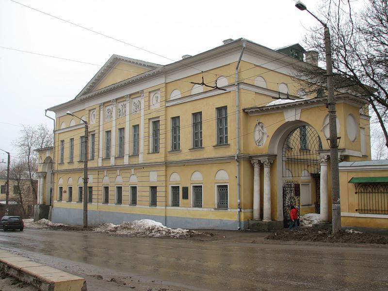 Областной краеведческий музей Калужской области