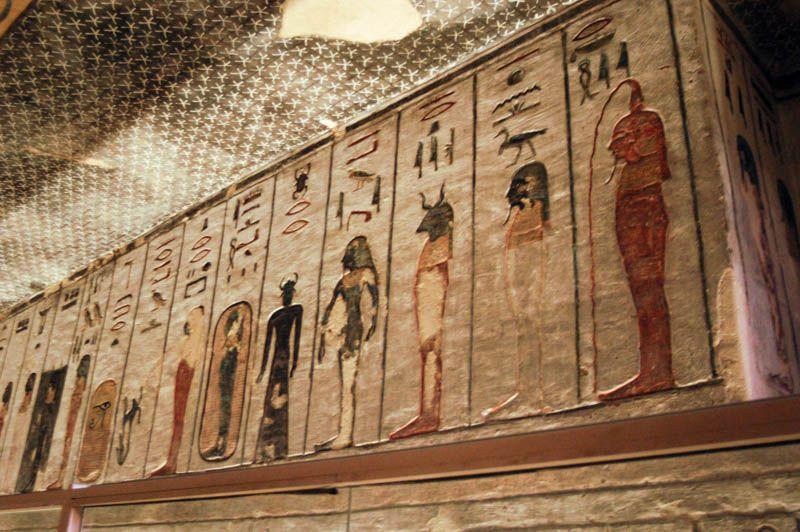 Гробница Рамсеса III