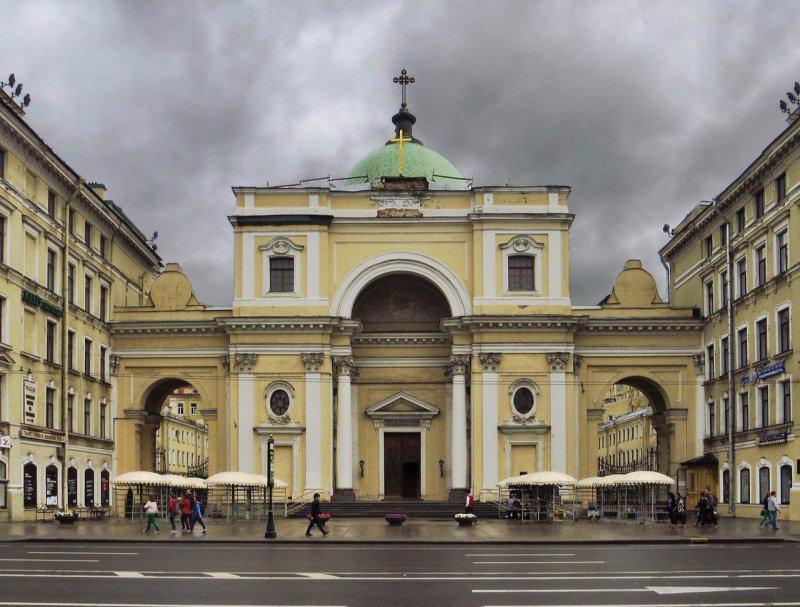 Католическая церковь Святой Екатерины