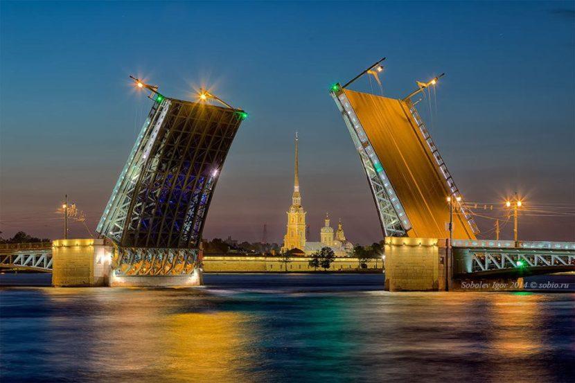 Мост Петербург