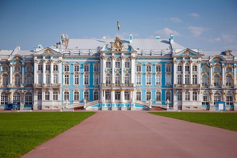 Екатериниский дворец