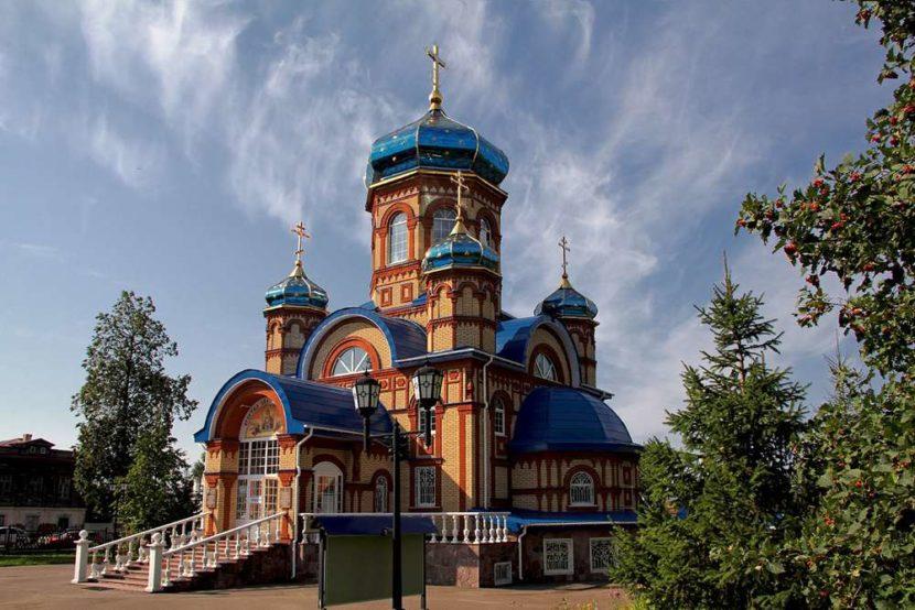Церковь иконы Елеуса