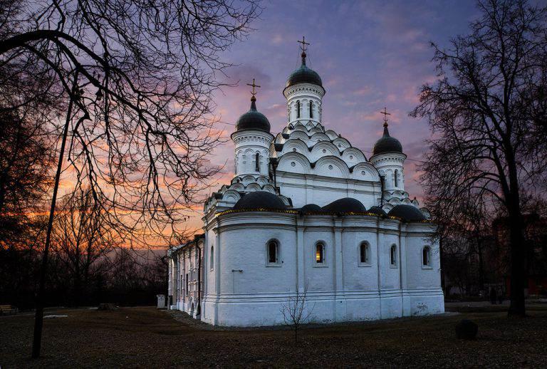 Троицкая церковь в Хорошеве