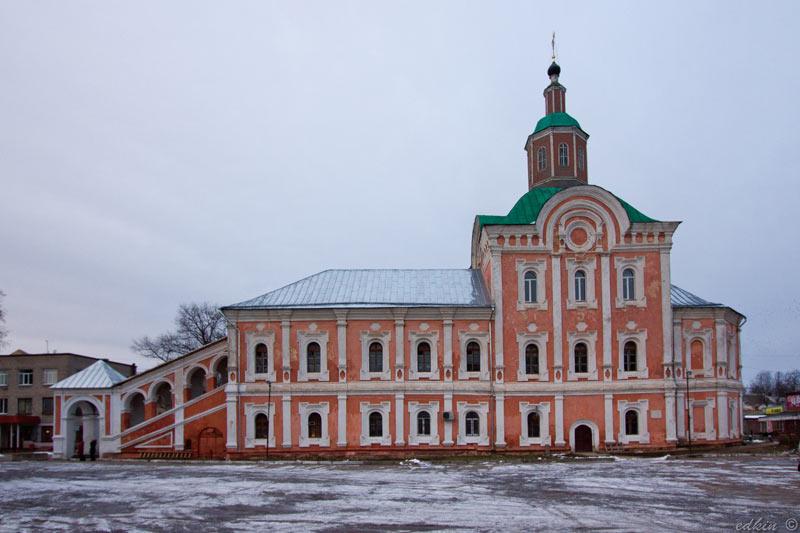 Церковь и часовня Святого Николая Чудотворца