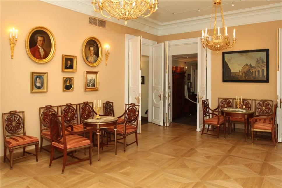 Дом-музей Василия Пушкина