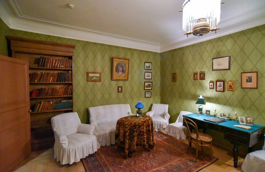 Дом-музей Антона Чехова