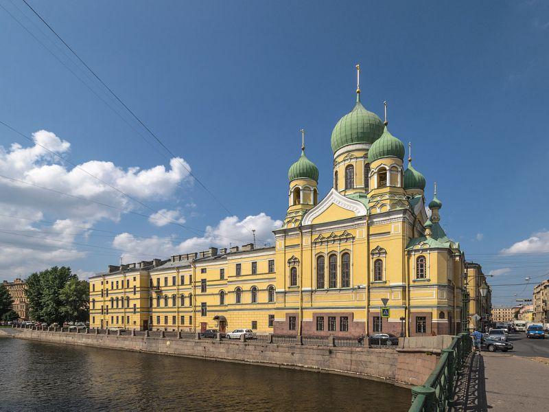 Церковь святого Исидора Юрьевского
