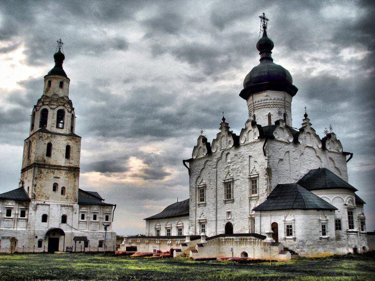 Богородице-Успенский Монастырь