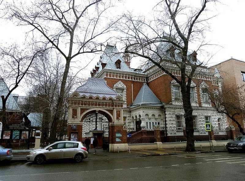 Государственный биологический музей имени Климента Тимирязева