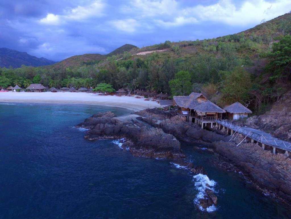 Нху Тянь пляж
