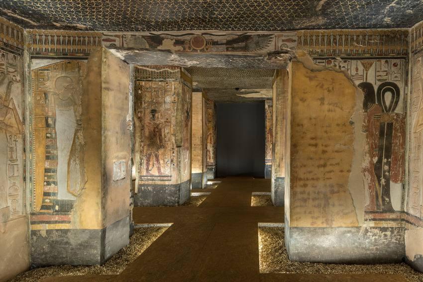 Гробница Сети I