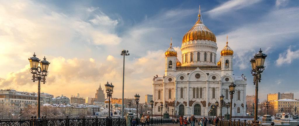 Епархиальный Храм Христа Спасителя