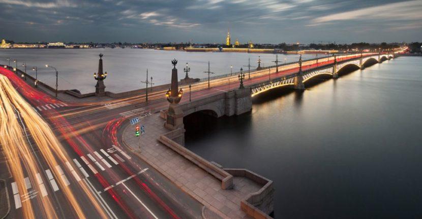 Мост Петербурга