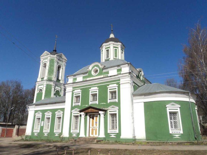 Верхнегеоргиевская церковь