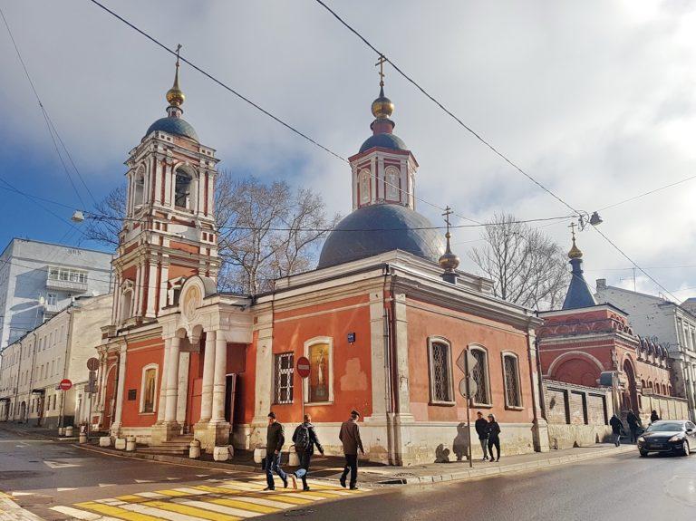 Церковь Святого Николая в Подкопаях