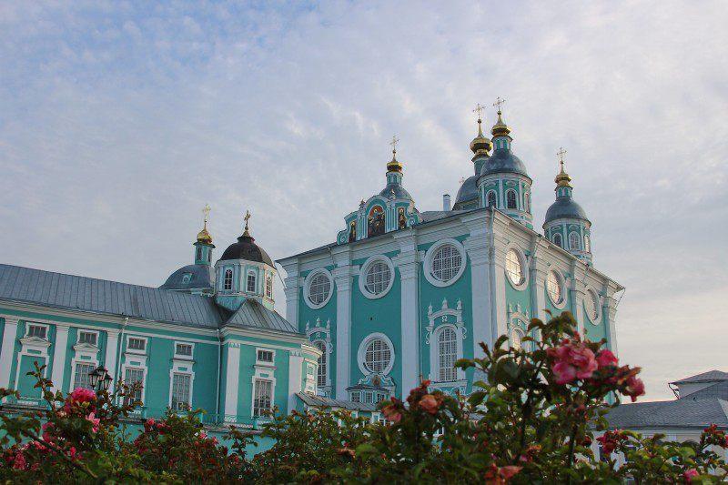 Успенский Епархиальный собор