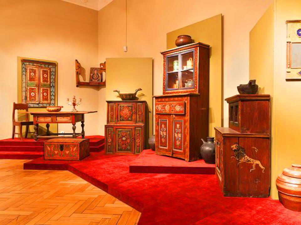Музей декоративно прикладного и народного искусства