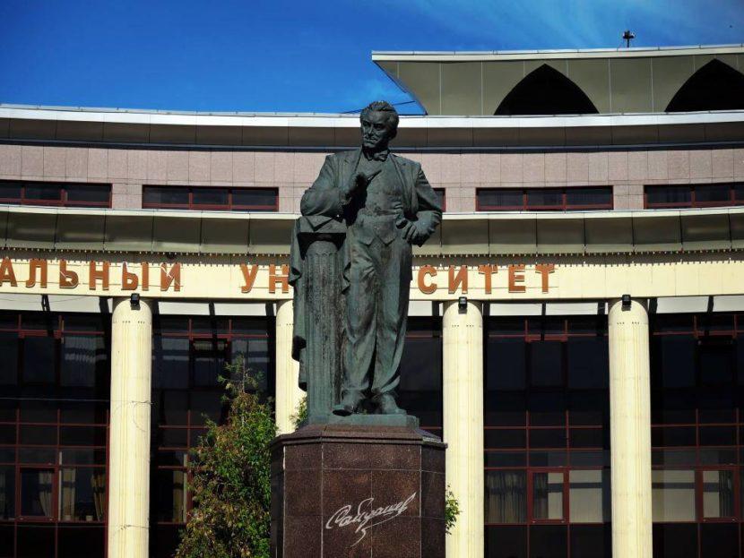 Памятник Салиха Сайдашева