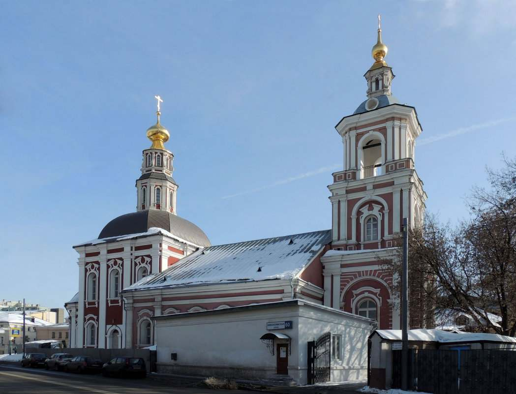 Храм Святителя Алексия, митрополита Московского в Рогожской слободе
