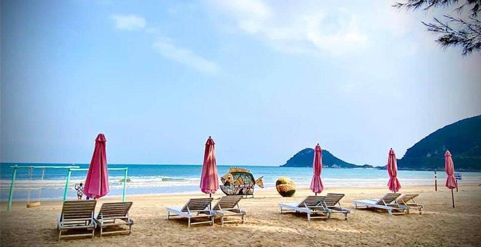 Пляж Дай Лань