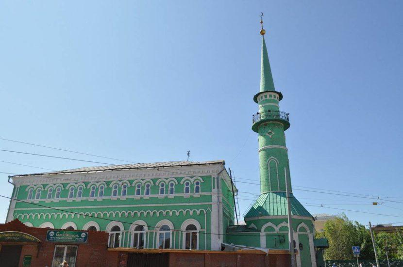 Мечеть Султановская