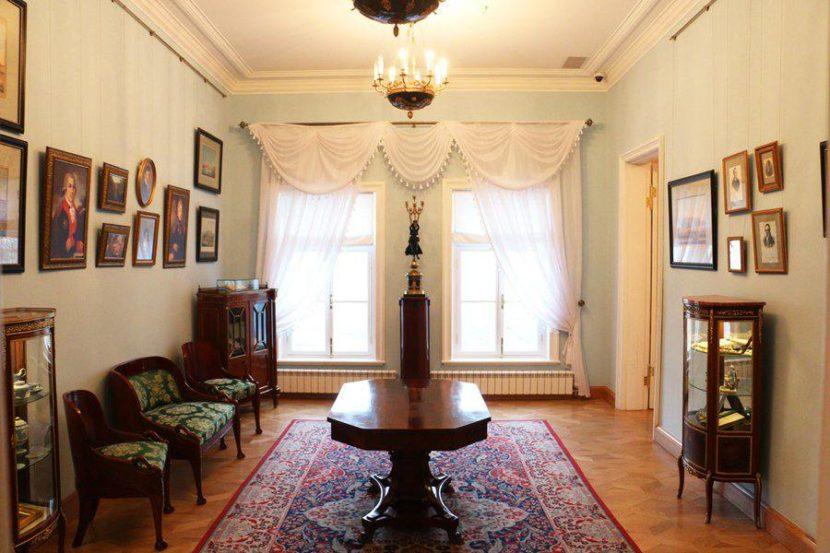 Дом-музей Евгения Боратынского