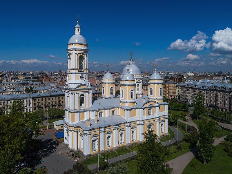 Свято-Владимирский кафедральный собор